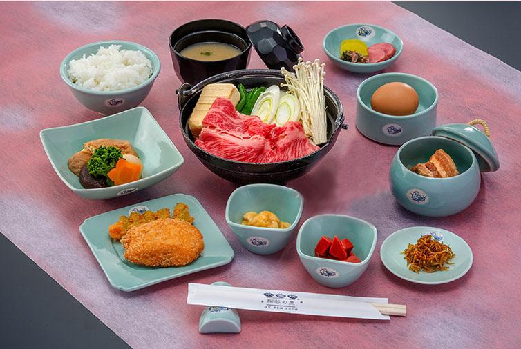 郷土料理四季膳繖 イメージ図