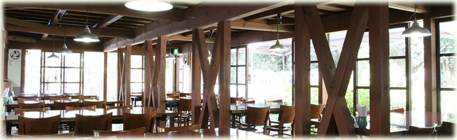 カフェレストラン 店内イメージ