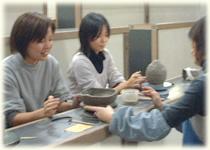 ご家族・ご友人、気の合う仲間とで陶芸教室 仲良く、たのしく!